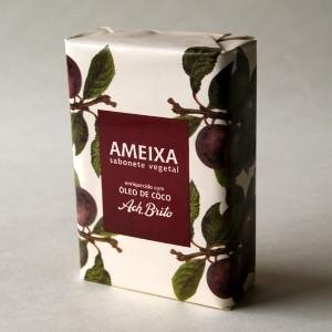 Sabonete de Ameixa Ach Brito
