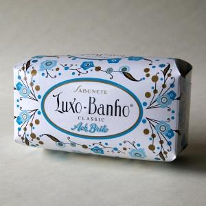 Sabonete Luxo-Banho Ach Brito