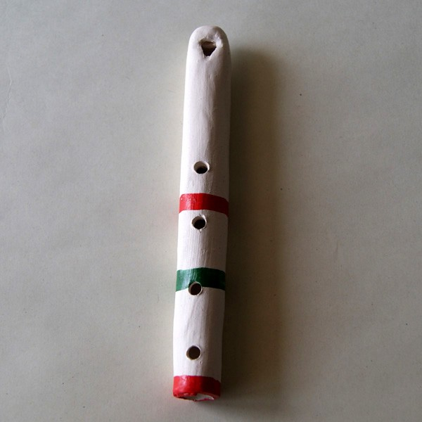 Clay Flute Alma Nostra