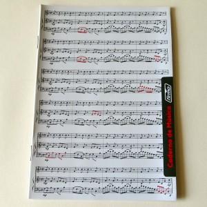Caderno de Música da Firmo