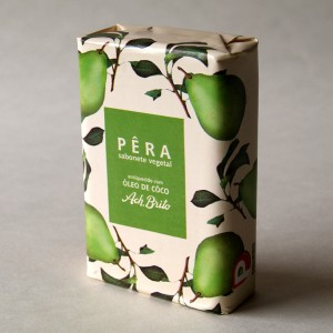 Ach Brito Pear Soap