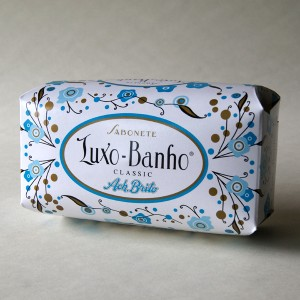 Jabón Lujo-Baño Ach Brito