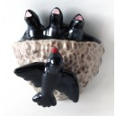 Ceramic Swallow's Nest