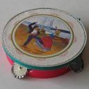 Tambourine toy